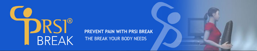 Prevent Repetitive Strain Injury with PRSI